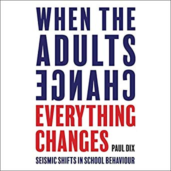 When The Adults Change Everything Changes by Paul Dix, recorded by Kevin Mulryne