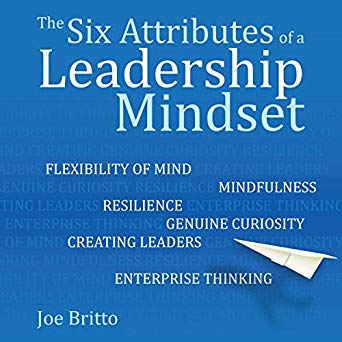 Leadership Mindset Cover